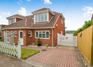 Thumbnail 3 bed semi-detached house for sale in Collingwood Road, St. Margarets-At-Cliffe, Dover