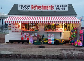 Thumbnail Restaurant/cafe for sale in Paignton Seafront, Paignton