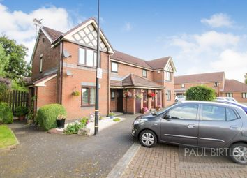 Thumbnail 2 bedroom flat for sale in Orme Close, Urmston