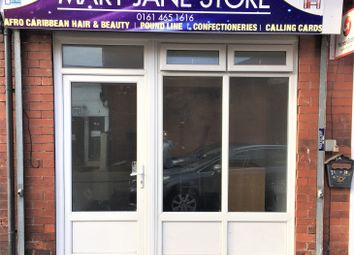 Thumbnail Retail premises to let in Darnley Street, Manchester
