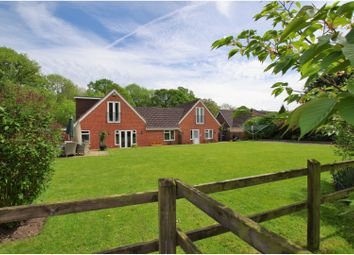 Thumbnail 6 bed detached house for sale in Lyndhurst Road, Salisbury