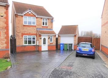 Thumbnail 3 bed detached house to rent in Holyhead Court, Eston, Middlesbrough