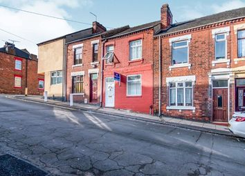 Thumbnail 2 bed terraced house for sale in Moston Street, Stoke-On-Trent