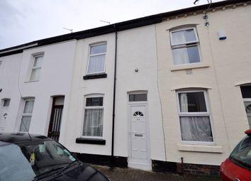 Thumbnail 2 bedroom terraced house for sale in Menai Street, Birkenhead