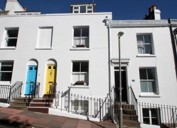 Thumbnail 3 bedroom terraced house to rent in Model Dwellings, Church Street, Brighton