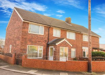 Thumbnail 5 bed semi-detached house for sale in Cedar Grove, Wallsend