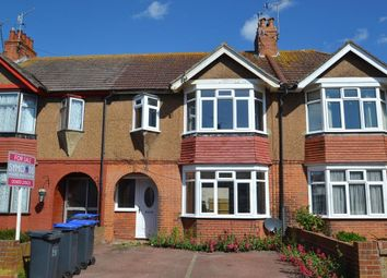 3 bed terraced house for sale in Westcourt Road, Worthing, West Sussex BN14
