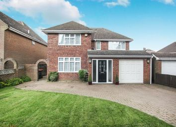 Thumbnail 4 bed detached house for sale in Osborne Road, Dunstable, Bedfordshire