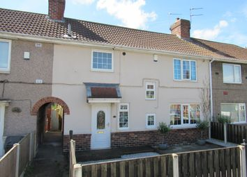 Thumbnail 3 bed terraced house for sale in York Street, Rossington, Doncaster