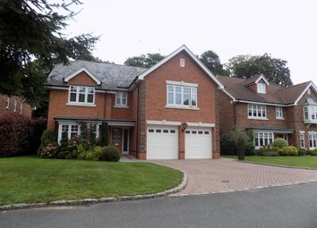 Thumbnail 5 bed detached house for sale in Chapel Pines, Camberley