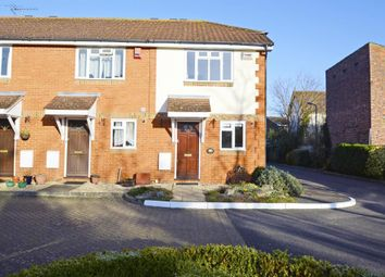 Thumbnail 2 bed end terrace house to rent in Longboyds, Hollyhedge Road