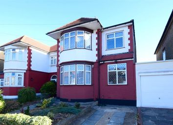 Thumbnail 5 bedroom semi-detached house for sale in Canterbury Avenue, Ilford, Essex