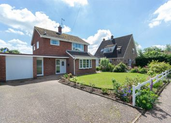 Thumbnail 3 bedroom detached house for sale in Wensum Drive, North Elmham, Dereham