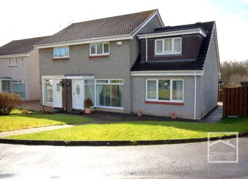 Thumbnail 3 bed semi-detached house for sale in Hamilton View, Uddingston, Glasgow