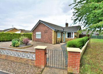 Thumbnail 2 bed detached bungalow for sale in 15 Kennedy Road, Bracebridge Heath, Lincoln
