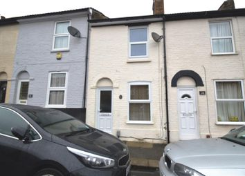 Thumbnail 2 bed property to rent in Cross Street, Gillingham