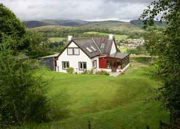 Thumbnail 4 bed detached house for sale in Chapelbrae, Moffat