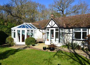 Thumbnail 2 bed semi-detached bungalow for sale in Ridgeway Close, Hermitage, Berkshire