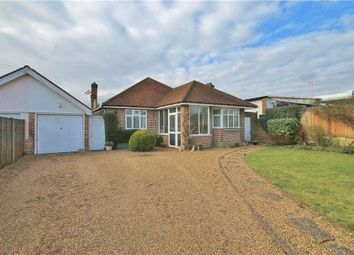 Thumbnail 3 bed detached bungalow for sale in Chertsey Lane, Staines-Upon-Thames, Surrey