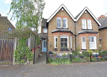 Thumbnail 2 bed end terrace house to rent in Thurstan Road, Raynes Park, London