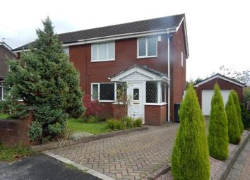Thumbnail 3 bed semi-detached house for sale in Constantine Street, Oldham
