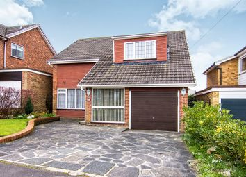 Thumbnail 3 bed detached house for sale in Chestnut Avenue, Billericay