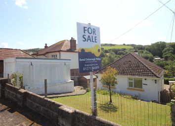 Thumbnail 2 bed bungalow for sale in West Challacombe Lane, Combe Martin, Ilfracombe
