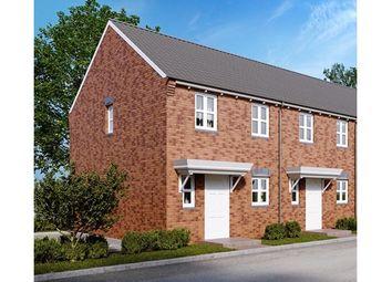 2-Bedroom House, 23 Stanier Drive, Swadlincote, Hartshorne, Derbyshire DE11. 2 bed semi-detached house for sale
