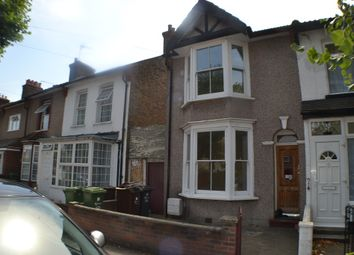 Thumbnail 3 bedroom end terrace house for sale in Wedderburn Road, Barking