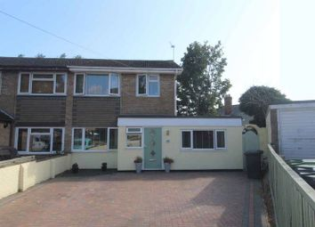 Thumbnail 4 bed semi-detached house for sale in Ranworth Close, Belton, Great Yarmouth