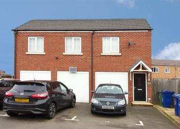 Thumbnail 1 bed flat to rent in Caversham Mews, Cannock