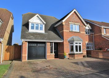 Thumbnail 4 bed detached house for sale in Pitfield Close, Fenstanton, Huntingdon