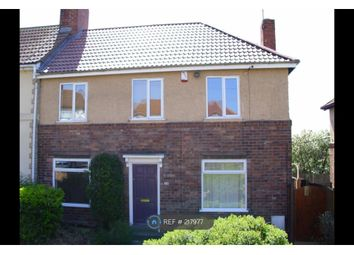 Thumbnail 3 bed semi-detached house to rent in Thorney Abbey Road, Nottinghamshire