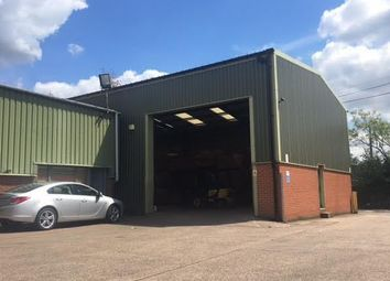 Thumbnail Industrial for sale in Units 2&3, Bramshall Industrial Estate, Bramshall, Uttoxeter