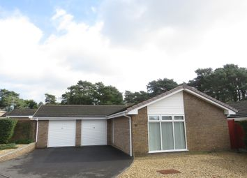 Thumbnail 2 bed detached bungalow for sale in Brabourne Avenue, Ferndown