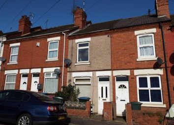 Thumbnail 2 bed terraced house for sale in Cashs Lane, Foleshill, Coventry