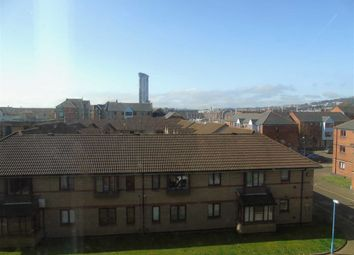 Thumbnail 2 bed flat for sale in Trawler Road, Marina, Swansea