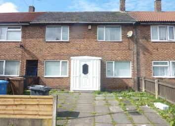 Thumbnail 3 bedroom terraced house to rent in Spa Crescent, Little Hulton, Manchester