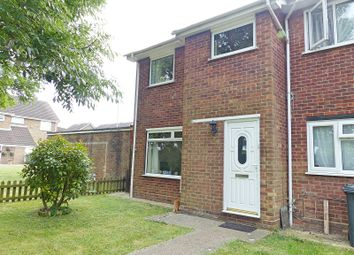 Thumbnail 3 bed end terrace house for sale in Knowles Avenue, Warboys, Huntingdon