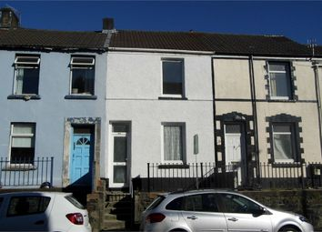 Thumbnail 2 bedroom terraced house to rent in Neath Road, Plasmarl, Swansea, West Glamorgan