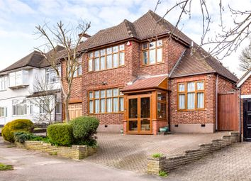 4 bed detached house for sale in Pangbourne Drive, Stanmore HA7