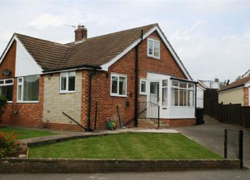 Thumbnail 2 bed semi-detached bungalow to rent in Church Street, Yeadon, Leeds