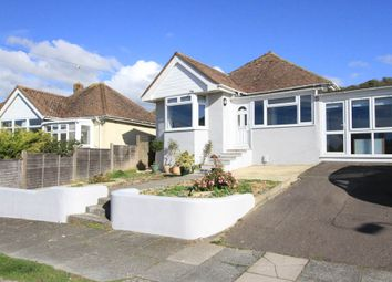 Thumbnail 4 bed semi-detached bungalow for sale in Heathfield Avenue, Saltdean, Brighton