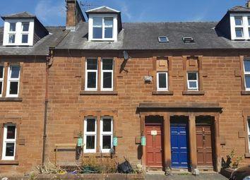 Thumbnail 1 bed flat to rent in Primrose Street, Dumfries
