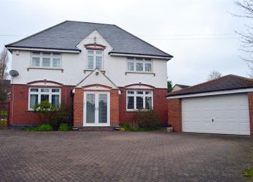 Thumbnail 5 bedroom detached house for sale in Allestree Lane, Allestree, Derby