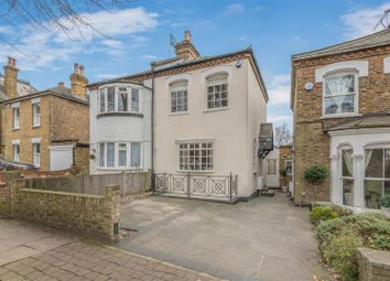 Thumbnail 3 bed semi-detached house for sale in Essex Road, Enfield