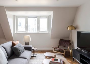 Thumbnail Serviced flat to rent in Pepys Street, London
