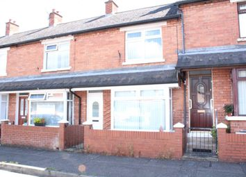Thumbnail 2 bed terraced house for sale in Avoniel Drive, Bloomfield, Belfast