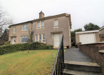 Thumbnail 3 bed semi-detached house for sale in Quarry Street, Coatbridge