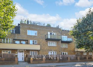 Thumbnail 2 bed flat for sale in Bush Road, London
